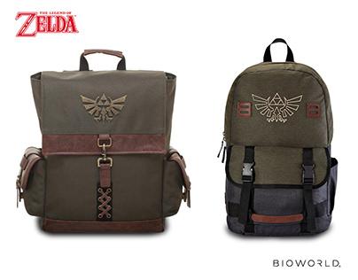 The Legend of Zelda Bag Col.