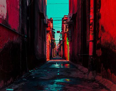 故乡的街道