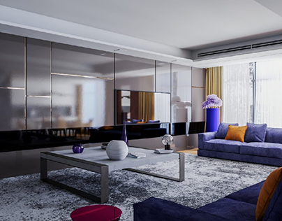 3д визуализация квартиры