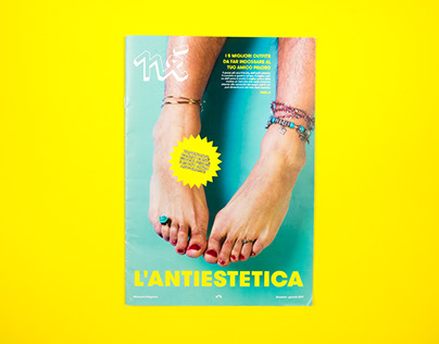 Nécessaire Magazine / Issue 4 / Anti-Aesthetics