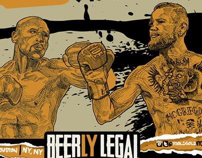 Merryweather Versus McGregor FIGHT NIGHT!