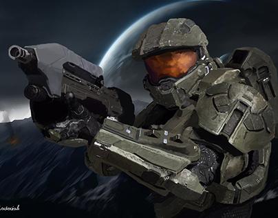Masterchef (Halo) fanart
