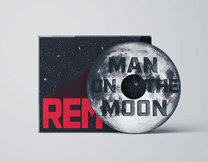 R.E.M. Concert Branding