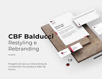 CBF Balducci   Tesi
