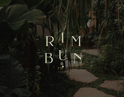 RIMBUN - branding, brand identity, website, photography