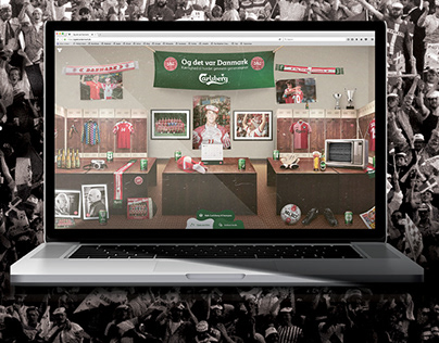Carlsberg world cup campaign site