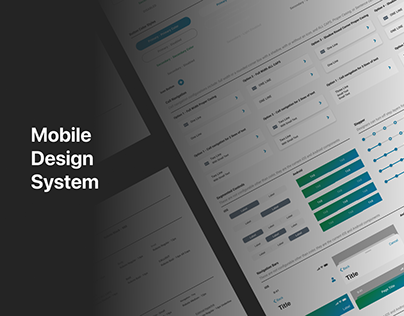 Mobile Design System