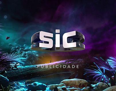 SIC Rebrand 2018 (Portuguese Broadcast Channel)