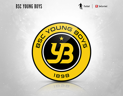 BSC Young Boys | logo redesign
