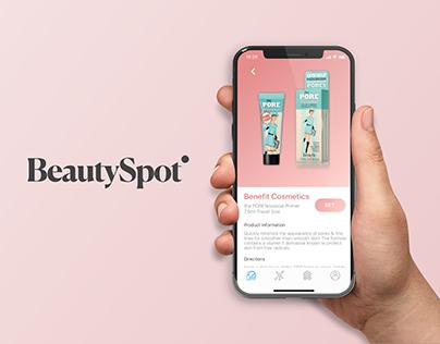 Cosmetics Sampling App