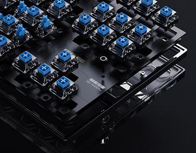 Esquire 003 Keyboard