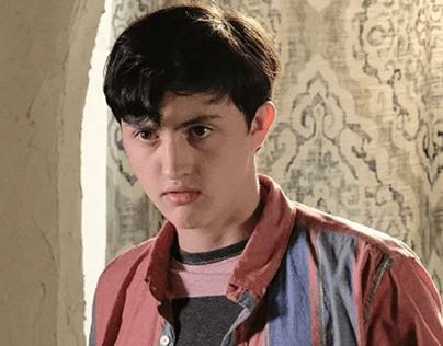Cobra Kai star Gianni DeCenzo