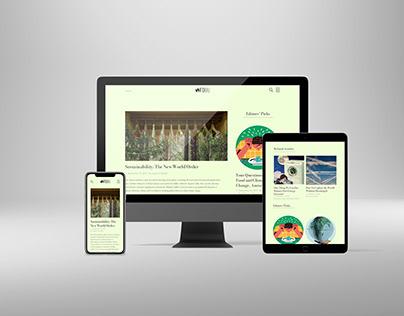FOBU - Blog Page