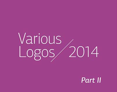 Various Logos / 2014 | Part II