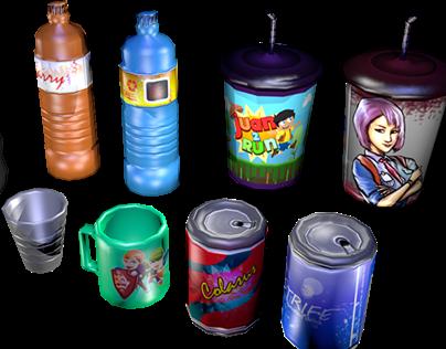 Random Game Items / WIP