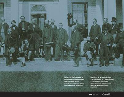 Confederation House Panels