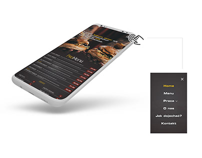Website design/visual identification - Proburger