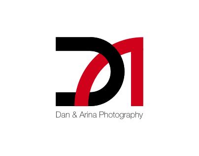 Dan & Arina Photography Logo