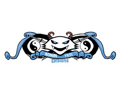 Ronin Yeti Designs Logo #1
