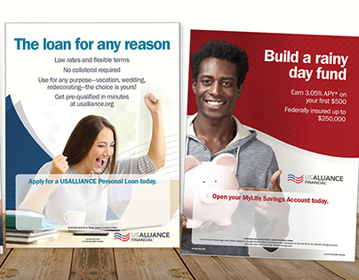 USALLIANCE Financial Product Fliers