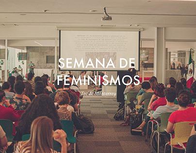 Semana de Feminismos