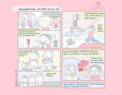 Emina Ramadan Collaboration