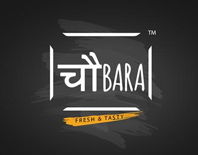 Chaubara (चौBARA) Logo Design