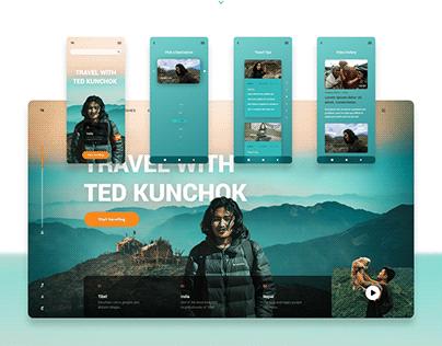 Travel | Brand | UI