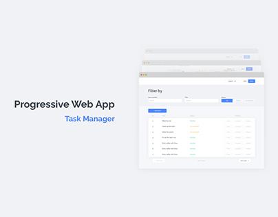 Web Design | Task Manager