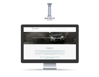 Mavtech Automation Website Design and Development