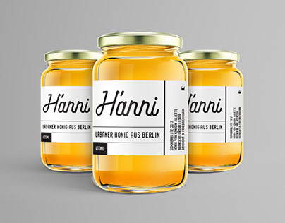 Hanni Branding & Packaging