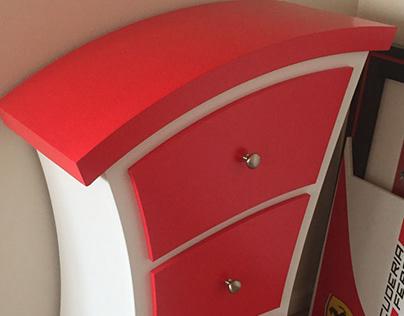 Cartoon Cabinet V1