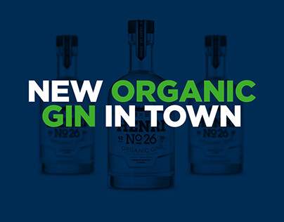 Henri No26 Gin Label