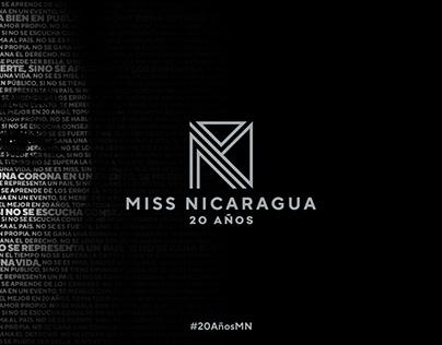 Creatividad Miss Nicaragua 2020