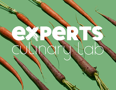experts culinary lab// identidad gráfica
