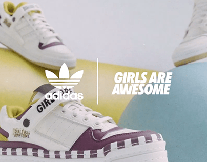 adidas x Girls Are Awesome / Music & Sound Design