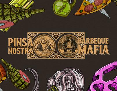 BBQ MAFIA & PINSA NOSTRA
