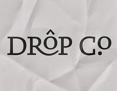 Drop Co. Branding