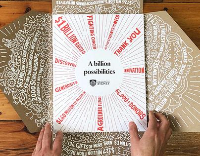 A Billion Possibilities
