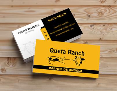 Cartão de Visita: Queta Ranch