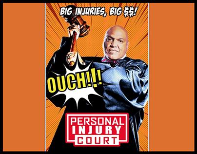 Personal Injury Court: Season 1 Sample Engagement Specs