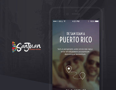De San Juan a Puerto Rico app
