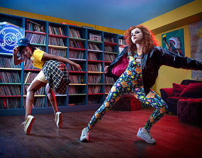 Dancers - Disorder magazine