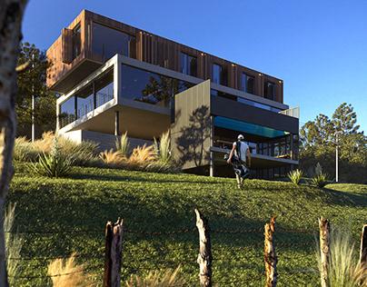 CGI - PZ HOUSE