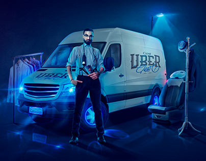 UBER+CLEAR - Taxi-Grooming