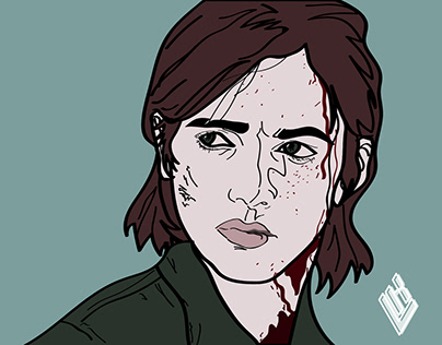 Ellie Williams TLOU2