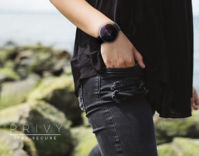 Privy - A device to lock your devices.