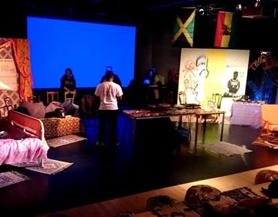 Set Design - Cultural Exchanges