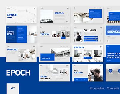Epoch Presentation