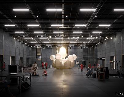 New Theater Frankfurt | Burckhardt Partner